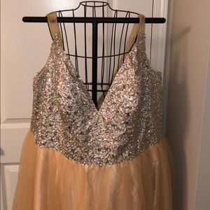 Formal Wedding Reception Prom Dress